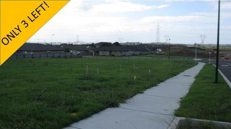 Land for Sale in Flat Bush Auckland 2105