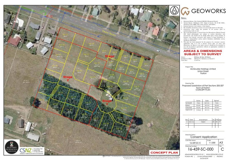 Land for Sale in Foxton Horowhenua District 4477