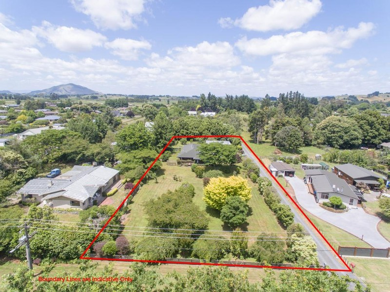 886 Crozier Street, Pirongia - Property for Sale in Pirongia