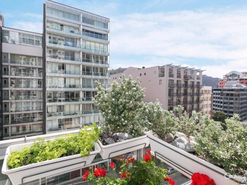 163 The Terrace, Te Aro - Apartment for Sale in Te Aro