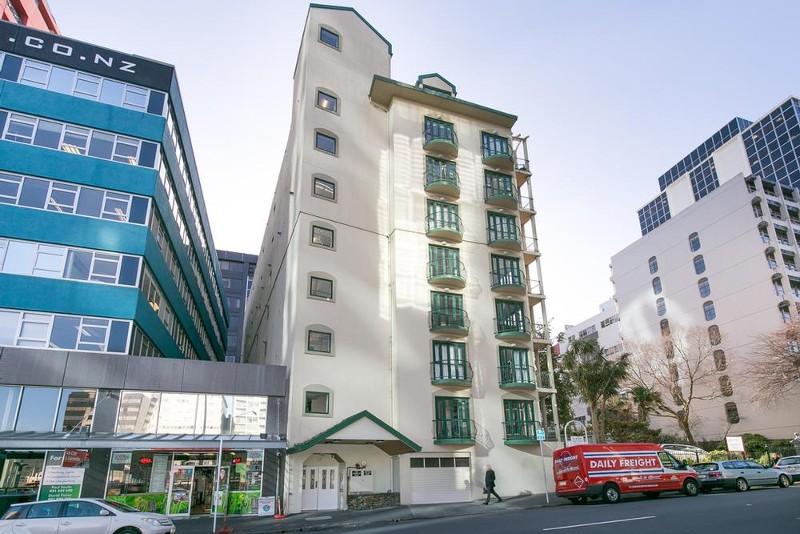 57 Boulcott Street, Te Aro - Apartment for Sale in Te Aro
