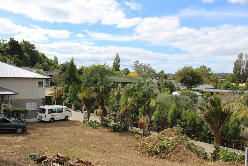section has just been cleared - 8a Onepu Lane, Manly - Land for Sale in Manly