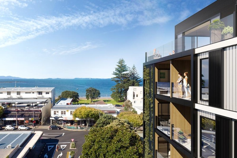 313/4 Bute Road, Browns Bay - Apartment for Sale in Browns Bay