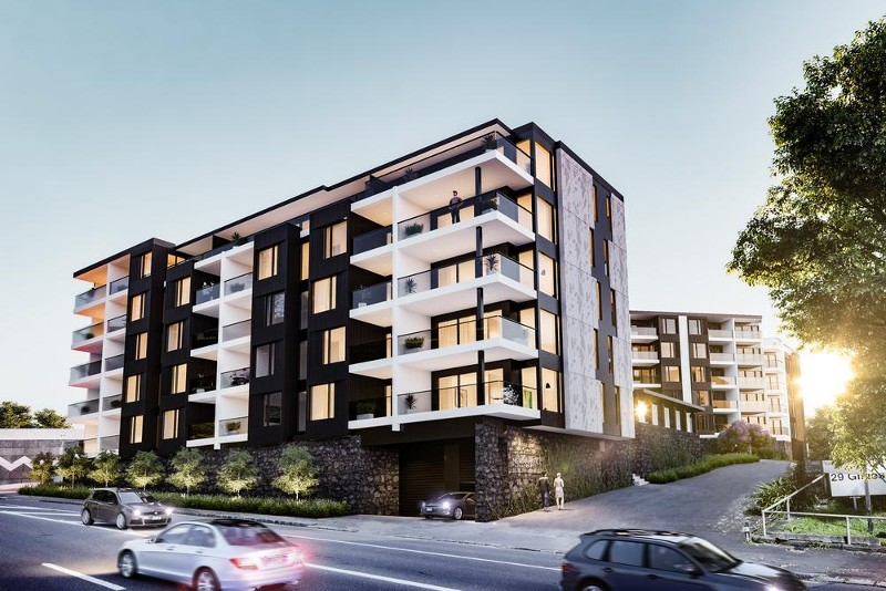 H214-39/43 Gillies Ave, Newmarket - Apartment for Sale in Newmarket