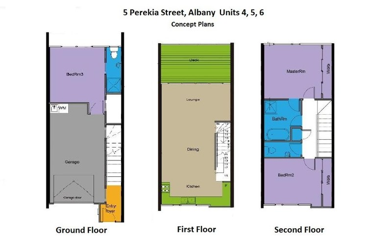Unit 4-5 Perekia St, Albany - Terrace for Sale in Albany