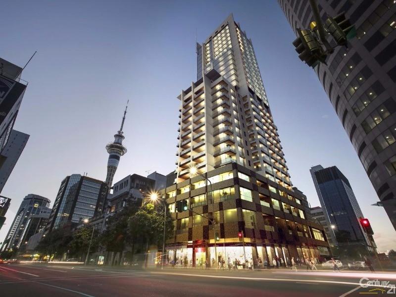 2005 32-39 Albert Street, Auckland Central - Apartment for Sale in Auckland Central