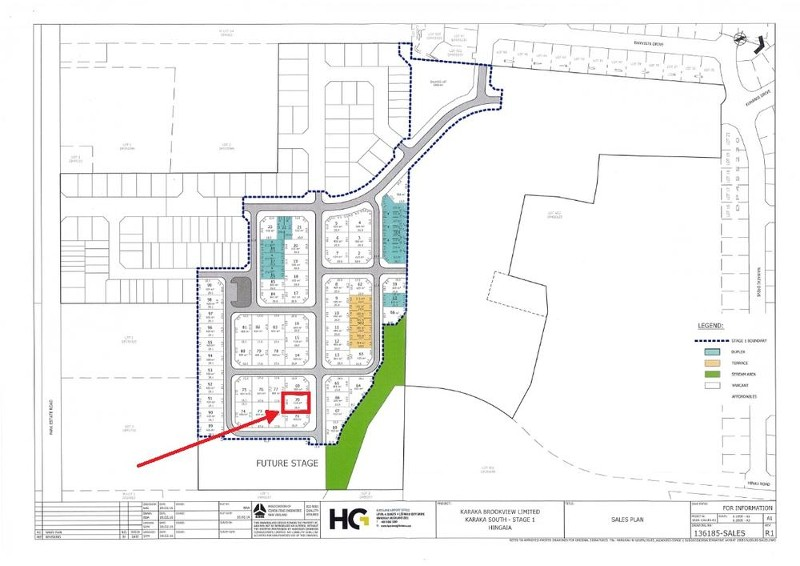Lot 70 / 241 Park Estate Drive, Karaka - Land for Sale in Karaka
