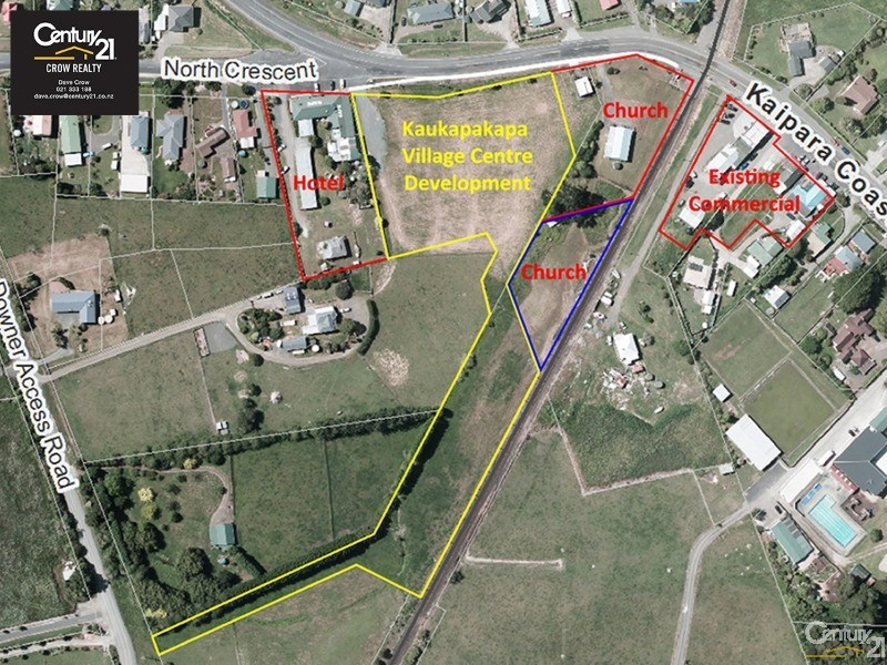 Area Plan - 1079 Kaipara Coast Highway (SH16), Kaukapakapa - Retail Property for Lease in Kaukapakapa